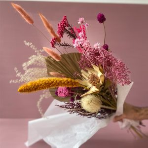 Ramo flor seca