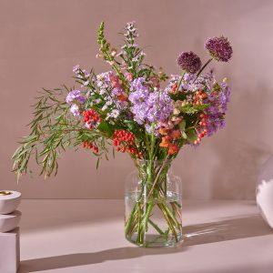 Ramo de flores en promoción